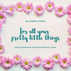 ✨LilyRose Closet for ALL ur pretty little things!